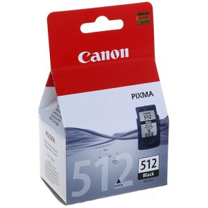 Original Canon PG512 Black High Capacity Ink Cartridge