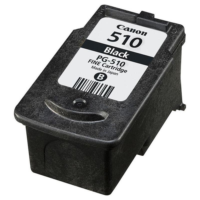 2970B001AA - Original Canon PG510 Black Ink Cartridge