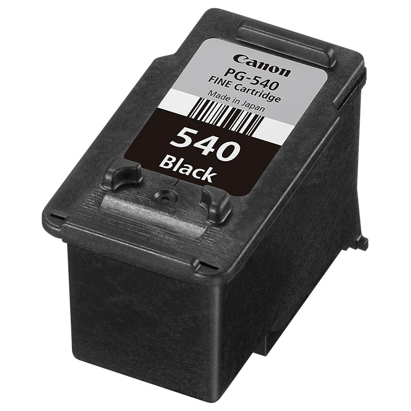 Original Canon PG540 Black Ink Cartridge