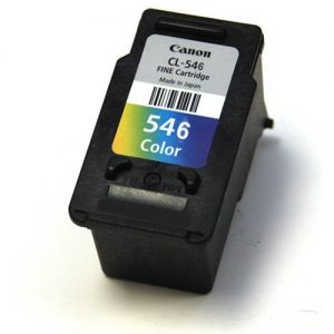Original Canon CL546 Tri-Colour Ink Cartridge