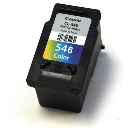 Original Canon CL546 Tri-Colour Ink Cartridge