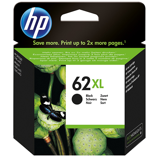 HP 62XL Black Ink