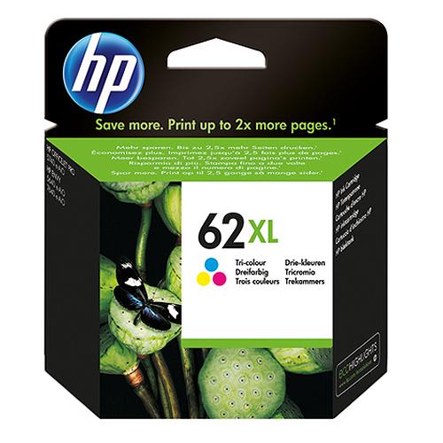HP 62XL Colour Ink