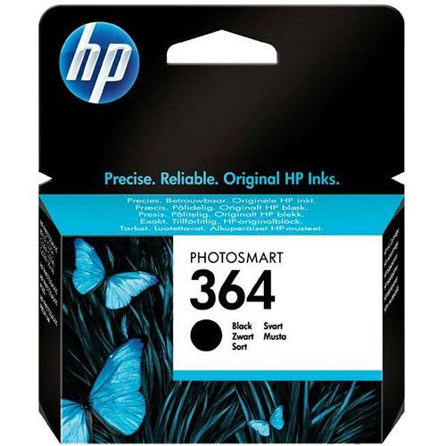 HP 364 Black Ink