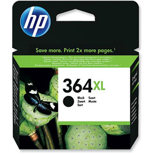 HP 364XL Black Ink