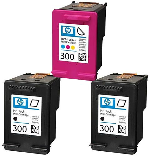 HP 300 Original Ink