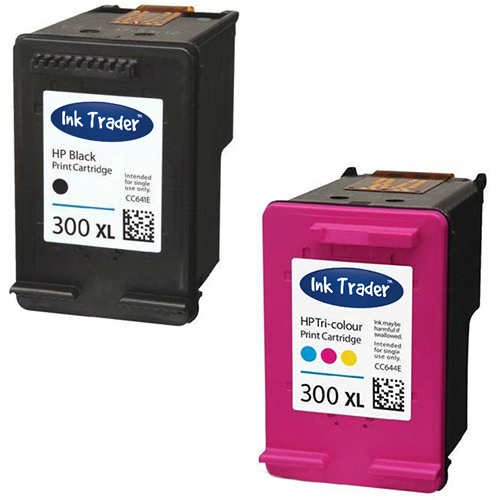 HP 300XL Ink Cartridges