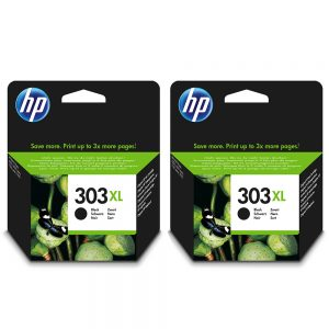 HP 303XL Black Original Ink Cartridges