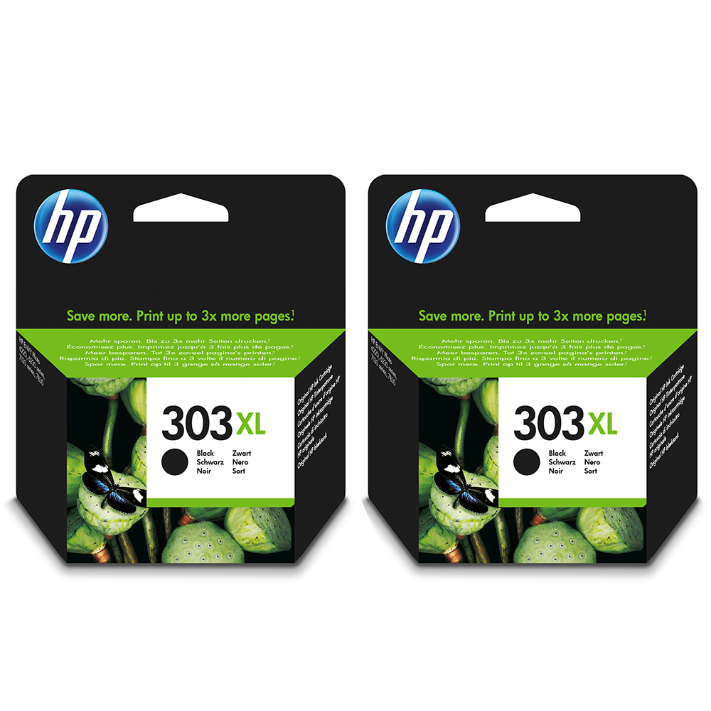 HP 303XL Black Original Ink Cartridges