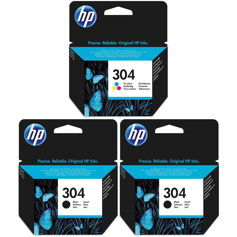 HP 304 Original Ink Cartridges