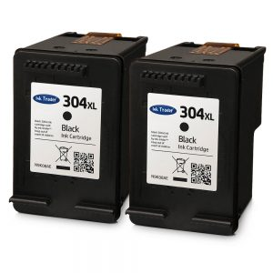 HP 304XL Black Remanufactured Ink Cartridges