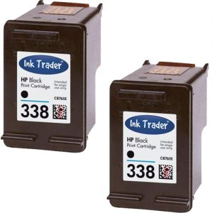 HP 338 Remanufactured Ink Cartridges
