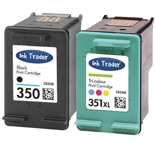 Remanufactured HP 350 & 351XL Ink Cartridges