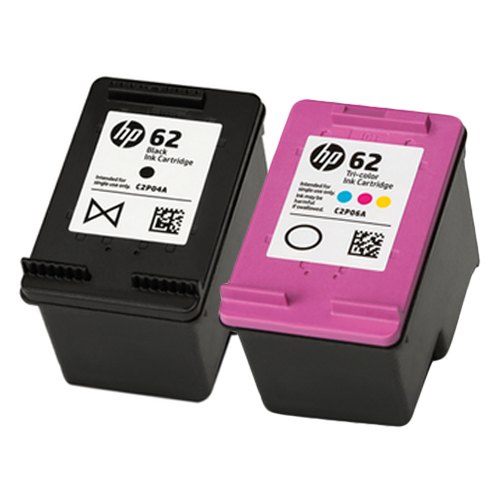 HP 62 Original Ink Cartridges