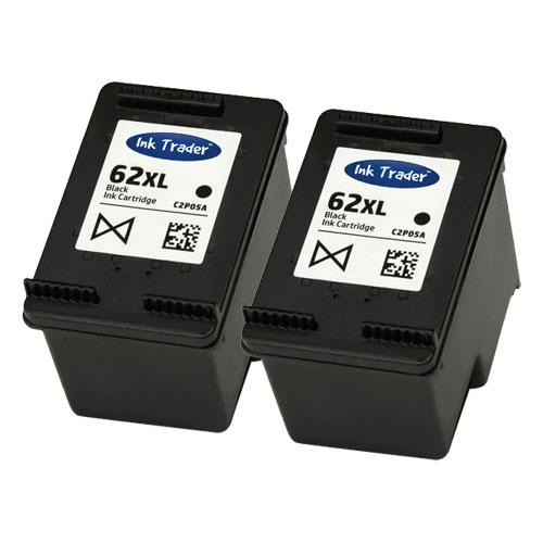 HP 62XL Ink Cartridges