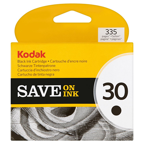 Kodak 30 Ink Cartridges - Black Original