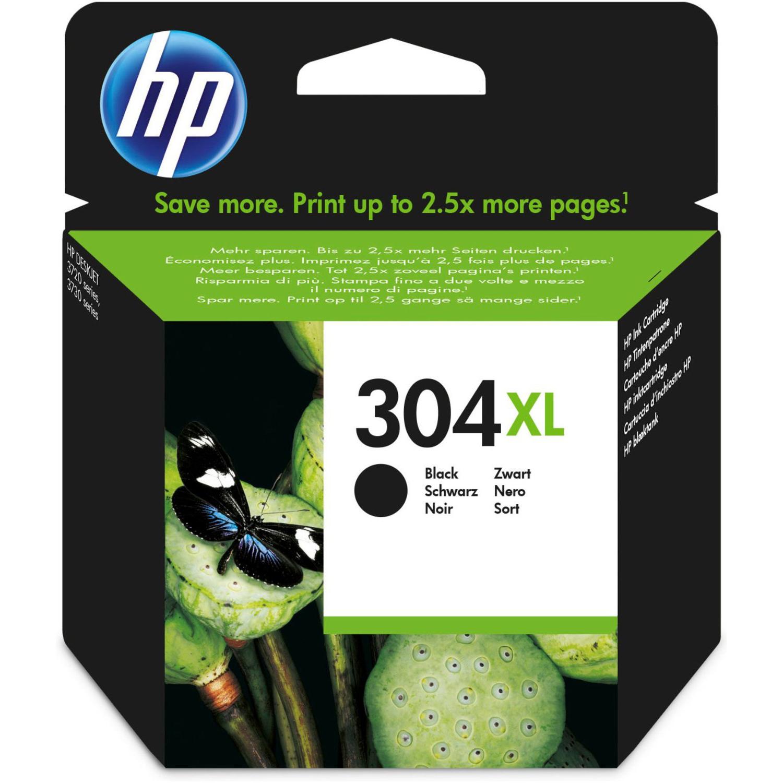 HP 304XL Ink Cartridge - Black Original