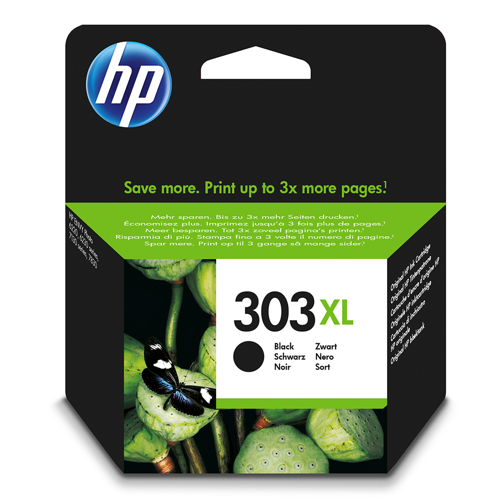 HP 303XL Ink Cartridge - Black Original