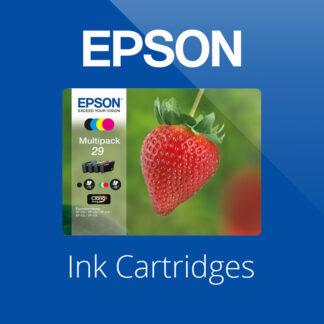 Epson Strawberry Ink Cartridges