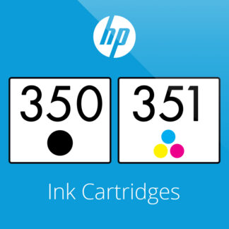 HP 350 & 351 Ink Cartridges
