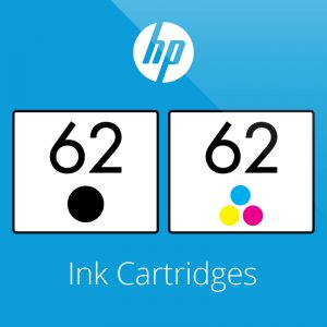 HP 62 Ink Cartridges