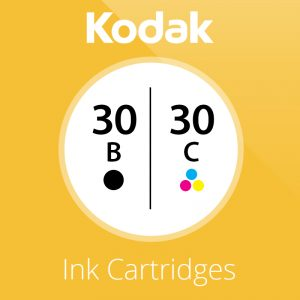 Kodak 30 Ink Cartridges
