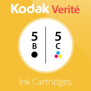 Kodak Verite 5 Ink Cartridges