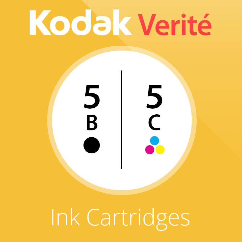 Kodak Verite 5 Ink Cartridges