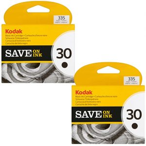 Kodak 30 Ink Cartridges - Black Original