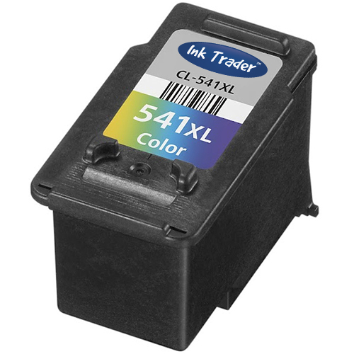 Remanufactured Canon CL541XL Tri-Colour High Capacity Ink Cartridge
