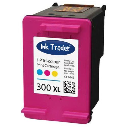 HP 300XL Ink Cartridge - Colour Reman