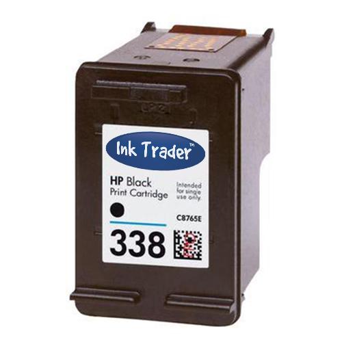 HP 338 Black Ink Cartridge