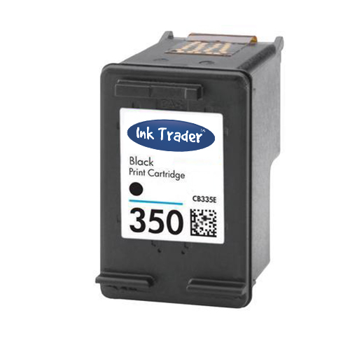 Remanufactured HP 350 Black Ink Cartridge