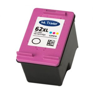 HP 62XL Ink Cartridge - Tri-Colour Reman